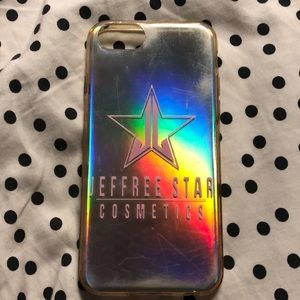 Jeffree star cosmetics iPhone case